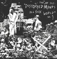 Fear Of Extinction (2) / Final Slum War / Krüger (4) / Diskobra: Distorted Minds In A Sick World Vol. 1