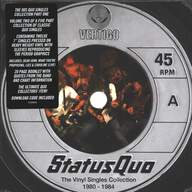 Status Quo: The Vinyl Singles Collection 1980-1984