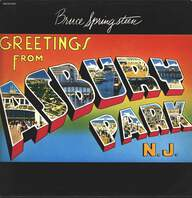 Bruce Springsteen: Greetings From Asbury Park N.J.