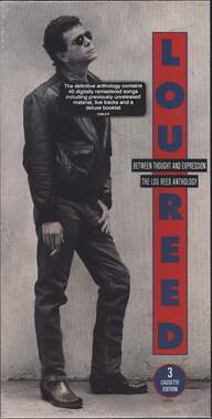 Lou Reed: Between Thought And Expression - The Lou Reed Anthology