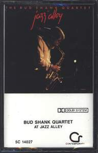 Bud Shank Quartet: At Jazz Alley
