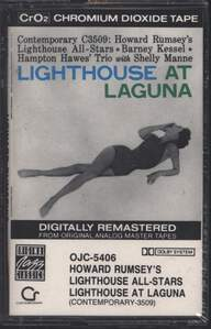 Howard Rumsey's Lighthouse All-Stars / Barney Kessel / Hampton Hawes Trio / Shelly Manne: Lighthouse At Laguna