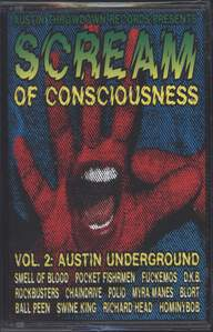 Various: Scream Of Consciousness