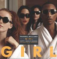Pharrell Williams: G I R L