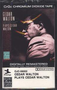 Cedar Walton: Plays Cedar Walton - The Prestige Collection
