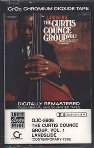 The Curtis Counce Group: Vol 1: Landslide