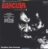 Gene Page: Blacula (Music From The Original Soundtrack)