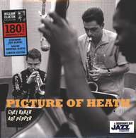 Chet Baker / Art Pepper: Picture of Heath