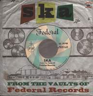 Various Artists: Ska From The Vaults Of Federal Records