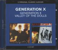 Generation X (4): Generation X / Valley Of The Dolls