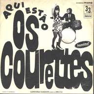 The Courettes: Aqui Estao Os Courettes