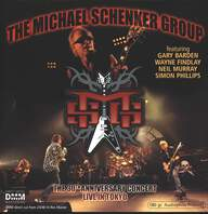 The Michael Schenker Group: The 30th Anniversary Concert - Live In Tokyo