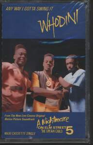 Whodini: Any Way I Gotta Swing It
