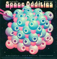 Alexis Le Tan / DJ Jess: Space Oddities - Studio Ganaro (1972-1982)