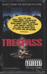 Various: Trespass (Music From The Motion Picture)