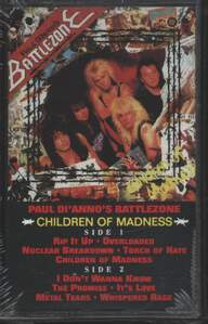 Paul Di'anno's Battlezone: Children Of Madness