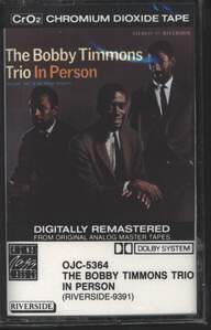 The Bobby Timmons Trio: In Person