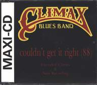 Climax Blues Band: Couldn't Get It Right (88)