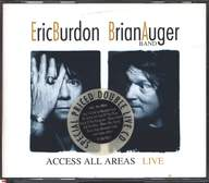 Eric Burdon Brian Auger Band: Access All Areas Live