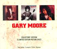 Gary Moore: Run For Cover / Wild Frontier / After The War