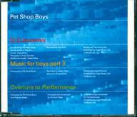 Pet Shop Boys: Dj Culturemix