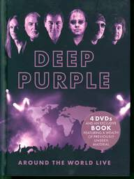 Deep Purple: Around The World Live