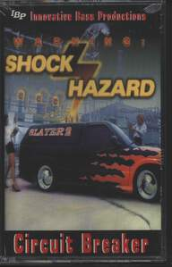 Circuit Breaker (6): Warning: Shock Hazard
