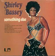 Shirley Bassey: Something Else