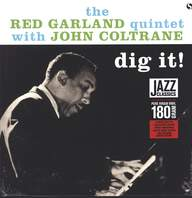 The Red Garland Quintet / John Coltrane: Dig It!