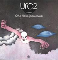 UFO (5): UFO 2 - Flying - One Hour Space Rock