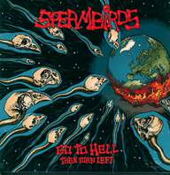 Spermbirds: Go To Hell Then Turn Left