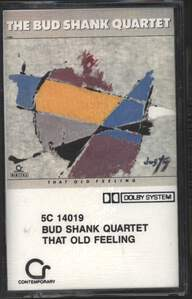 Bud Shank Quartet: That Old Feeling