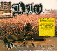 Dio (2): At Donington UK: Live 1983 & 1987