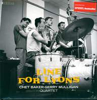 Gerry Mulligan Quartet With Chet Baker: Chet Baker Gerry Mulligan Quartet