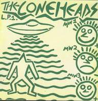 The Coneheads: L​.​P​.​1. Aka 14 Year Old High School PC​-​Fascist Hype Lords Rip Off Devo For The Sake Of Extorting $​$​$ From Helpless Impressionable Midwestern Internet Peoplepunks L​.​P​.