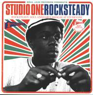 Various: Studio One Rocksteady (Rocksteady, Soul And Early Reggae At Studio One)