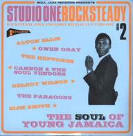 Various: Studio One Rocksteady Volume 2 (Rocksteady, Soul And Early Reggae At Studio One: The Soul Of Young Jamaica)