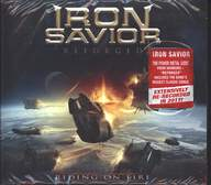 Iron Savior: Reforged (Riding On Fire)