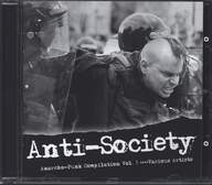 Various: Anti-Society (Anarcho-Punk Compilation Vol. 3)