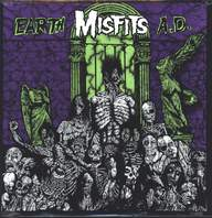 Misfits: Earth A.D. / Wolfs Blood