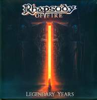 Rhapsody Of Fire: Legendary Years