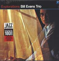 The Bill Evans Trio: Explorations
