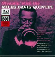 The Miles Davis Quintet: Steamin' With The Miles Davis Quintet