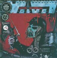 Voivod: War And Pain