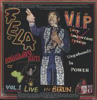 Fela Kuti: V.I.P. / Authority Stealing