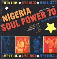 Various: Nigeria Soul Power 70 (Afro-Funk ★ Afro-Rock ★ Afro-Disco)