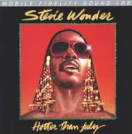 Stevie Wonder: Hotter Than July