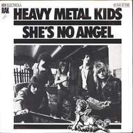 Heavy Metal Kids: She's No Angel