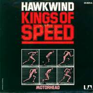 Hawkwind / Motörhead: Kings Of Speed / Motörhead
