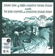 Jonah Dan / The Bush Chemists: Dubs From Zion Valley